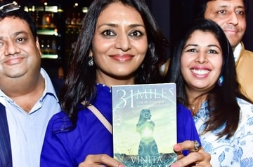 Author Vinita Bakshi